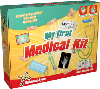 Doktorsett - Mitt første Medical Kit