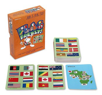 Flag Frenzy – det ultimate flagg spillet
