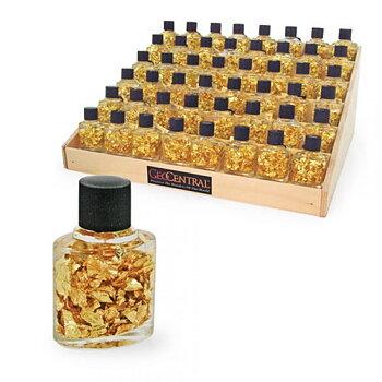 Gull på flaske