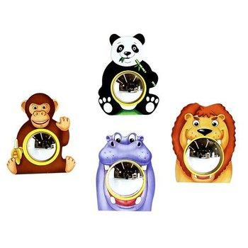 Speilsettet Panda & Co. (4 deler)