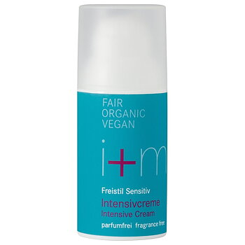 i+m Naturkosmetik Freistil Sensitive Intensive cream