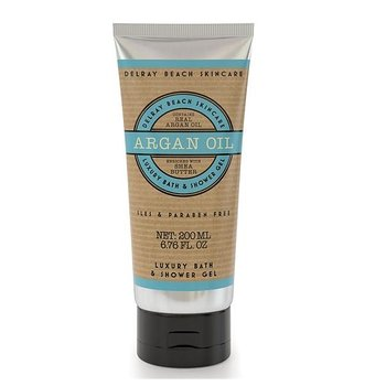 Delray Beach Shower Gel Argan