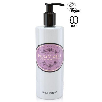 Naturally European Plum Violet Luxury Body Lotion