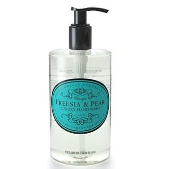 Naturally European Freesia & Pear Luxury Hand Wash