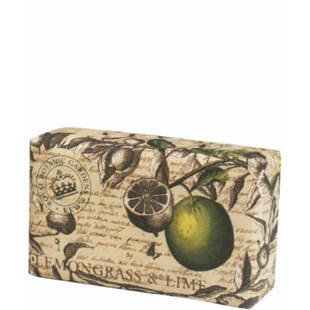 KEW Gardens Lemongrass & Lime Luxury Shea Butter Soap