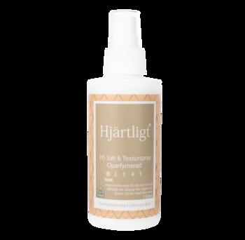 Hjärtligt HS Salt & Texturspray Oparfymerad