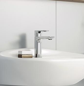 Tvättställsblandare Gustavsberg Estetic Krom